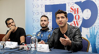 Picture of a band or musician: Reik