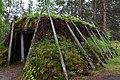 Reindeer shelter, Siida Museum, Inari, Finland (3) (36514857082).jpg