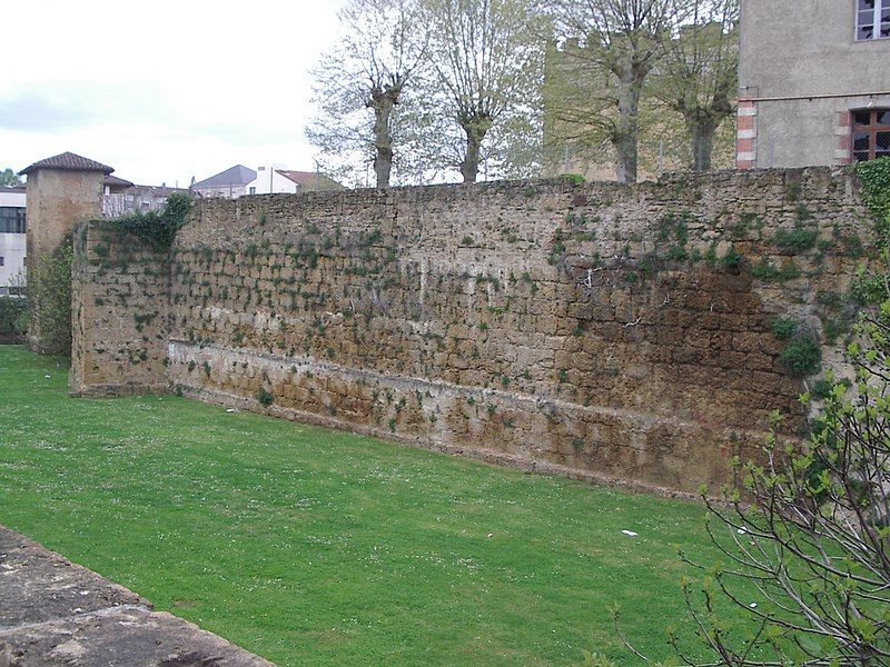 Remparts de Mont-de-Marsan (Inscrit)