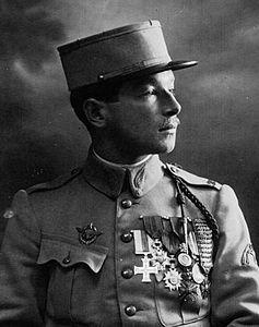 René Fonck 1918.jpg