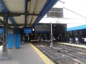 Retiro San Martín railway station - Image: Retiro San Martín (7)
