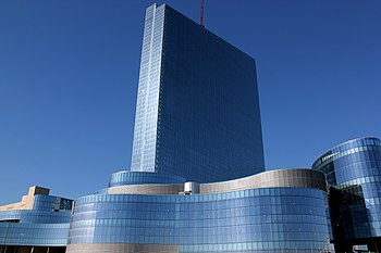 English: Revel in Atlantic City