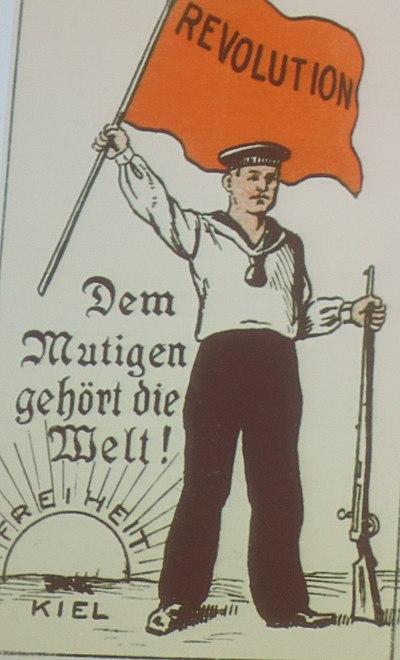 Revolutionspostkarte, anonym, 1918.JPG