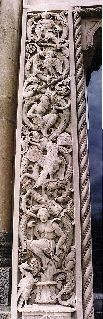 Ulysses Ricci - Bank, Detroit, Michigan