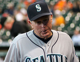 Rich Donnelly - Donnelly with the Seattle Mariners