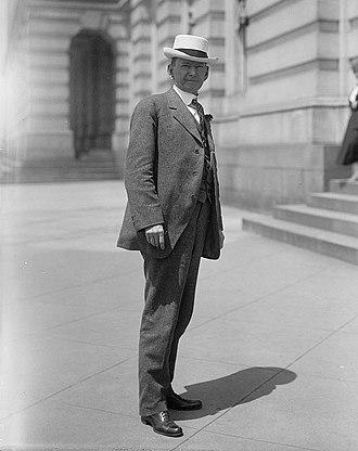 Richard W. Austin - Congressman Austin, photographed by Harris & Ewing in 1914