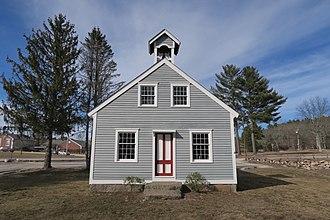 Richmond, Rhode Island - Bell School Richmond Historical Society