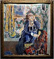 Rik wouters, la dama con la collana gialla, interno D, 1912.jpg