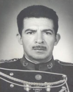 former de facto President of Guatemala, army general, genocida and former president of Congress