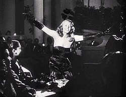 "Rita Hayworth as Gilda performing ""Put The Blame On Mame"" in the trailer for the film Gilda.jpg"