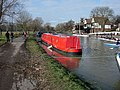 River Cam, waters dropping - geograph.org.uk - 1165873.jpg