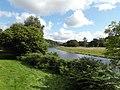 River Tweed , Boleside, Galashiels, Scotland - panoramio.jpg
