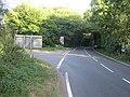 Road junction on A251 Faversham Road - geograph.org.uk - 1457839.jpg