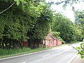 Roadside cottage at Newstead near Leadburn - geograph.org.uk - 1394573.jpg