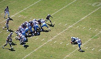 Rob Bironas - Bironas attempts a field goal during the 2010 season against the Oakland Raiders