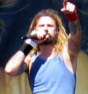 Rob Zombie - Rob Zombie at Ozzfest, 2005