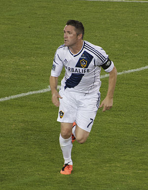 MLS Cup - LA Galaxy captain, Robbie Keane was the 2014 MLS Cup MVP.