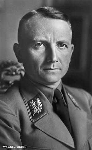 Robert Heinrich Wagner - Robert Wagner