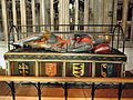 Robert Curthrose tomb, Gloucester Cathedral.jpg