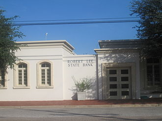 Robert Lee, Texas - Robert Lee State Bank