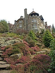 Rockery at Cragside - geograph.org.uk - 785410.jpg