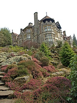 Rockery at Cragside - geograph.org.uk - 785410