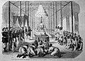 Rey de Camboya en 1864 Desmoulins 05299.jpg Hablando
