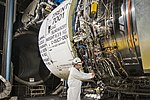 Rolls-Royce Trent 7000 tested at Arnold Air Force Base Engineering Development Complex.jpg
