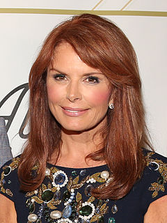 Roma Downey Irish actress and Emmy nominated producer from Northern Ireland