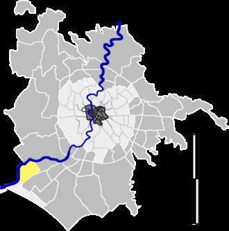 Ostia Antica (district) - Ostia Antica