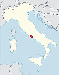 Roman Catholic Diocese of Latina Terracina in Italy.jpg