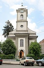 Roman Catholic church in Khust.jpg