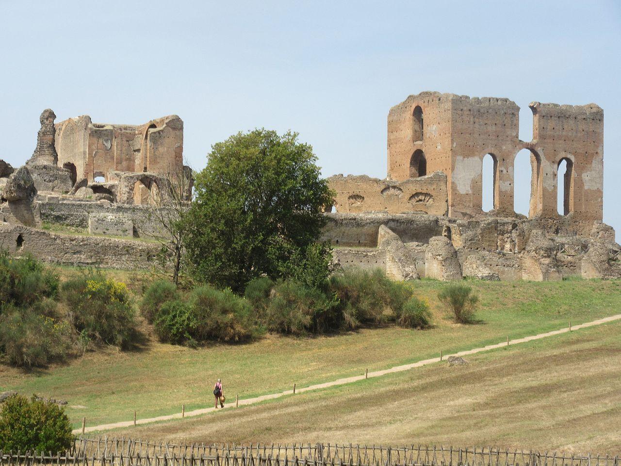 Villa Dei Quintili Rome Dimanche