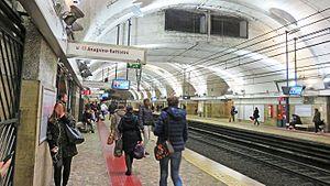 Line B (Rome Metro) - Termini Station  (Feb 2017)