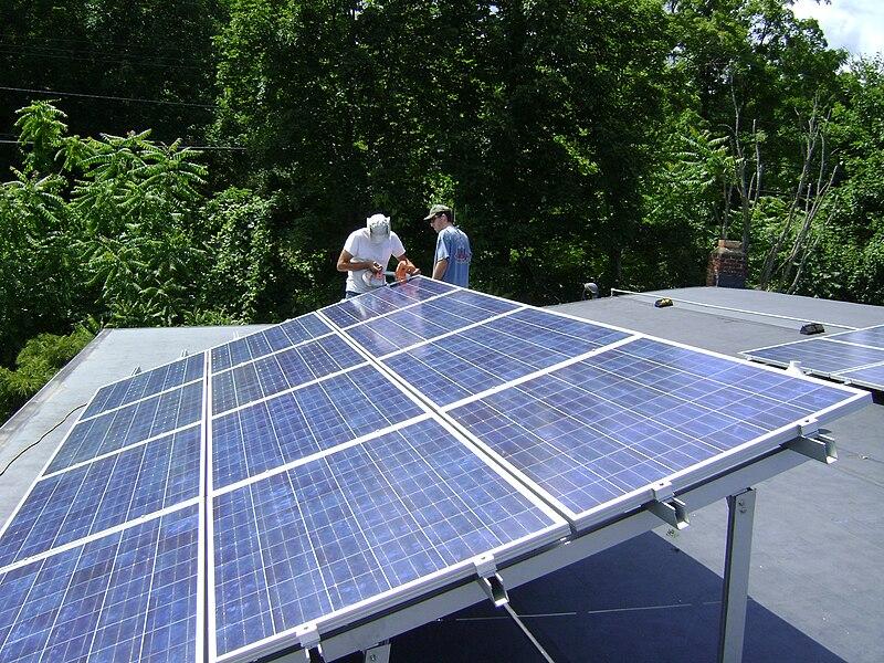 Fotovoltaico - foto di Lucas Braun