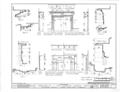 Rosemount, County Road 19, Forkland, Greene County, AL HABS ALA,32-FORK.V,1- (sheet 10 of 16).png