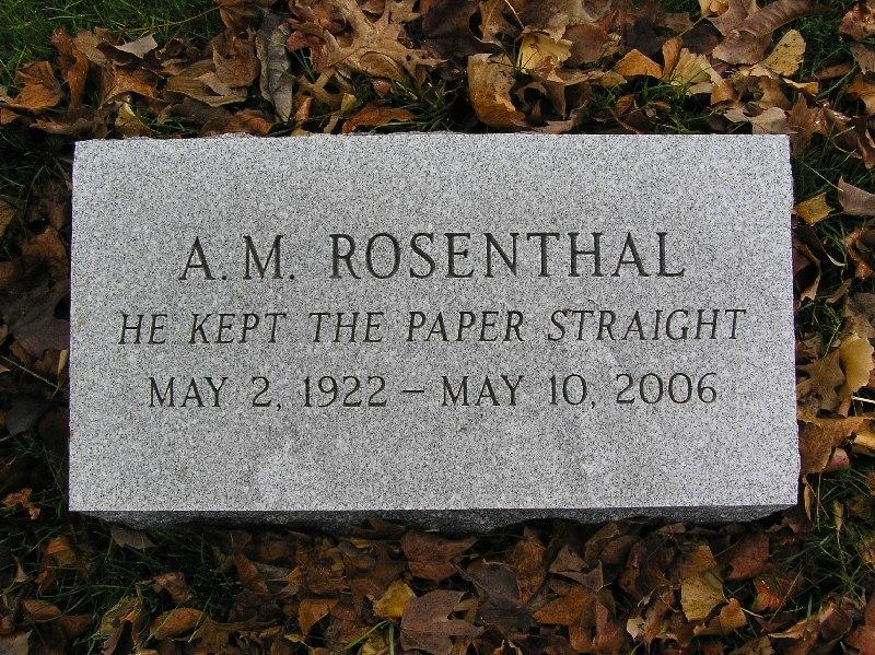 Rosenthal epitaph 800