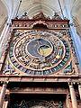 Rostock Marienkirche Astronomische Uhr 2011-02-12.jpg