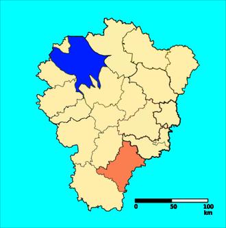 Rostovsky District - Image: Rostovsky District, Yaraslavl