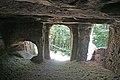 Rotštejn - skalní obydlí pod hradem.jpg