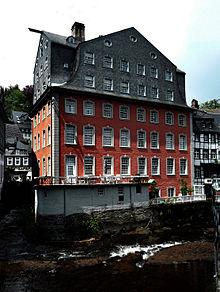 Rotes Haus (Monschau) - Wikipedia