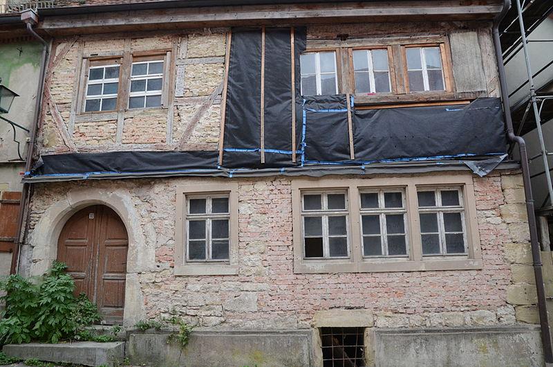 Datei:Rothenburg ob der Tauber, Judengasse 10-002.jpg
