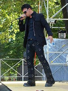 Roy Khan Norwegian musician