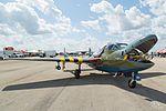 """Royal Air Force (RAF) """"Vampire"""" DH-100 (25565746574).jpg"""