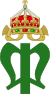 Royal Monogram of King Ferdinand I of Bulgaria.svg