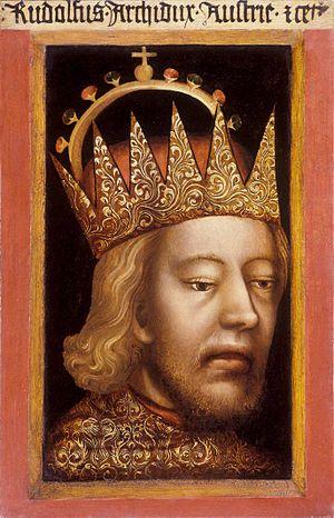 Rudolf IV, Duke of Austria
