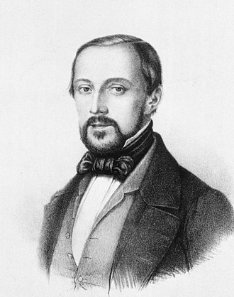 Rudolf Virchow - Young Virchow