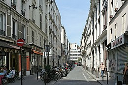 Image illustrative de l'article Rue Martel