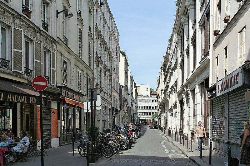 Fichier:Rue Martel (Paris) 01.jpg