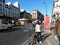 Rue St-Antoine, pictos vélo50.JPG
